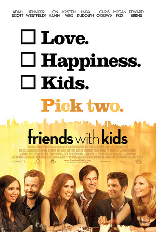 Friends with Kids, Poster